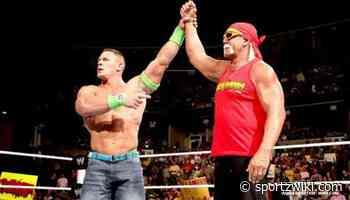 Hulk Hogan vs John Cena-Reason The Dream Match Never Happened In WWE - SportzWiki