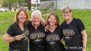 Corona in Gaildorf: Dorfrocker feiern laute Party mit den stillen Helden - SWP
