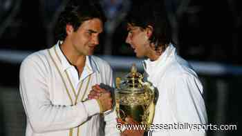 """""""I Had to Play With My Foot Asleep"""" – Rafael Nadal Recalls 2008 Wimbledon Victory Over Roger Federer - Essentially Sports"""