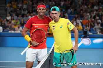 Alex de Minaur: 'To challenge Roger Federer, Rafael Nadal, Djokovic, you have to..' - Tennis World USA