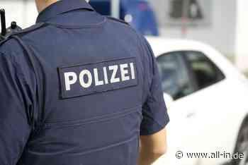 Trennung nicht akzeptiert: Memmingerberg: Betrunkener (33) tritt gegen Auto seiner Ex-Freundin und kommt in Gewahrsam - Memmingerberg - all-in.de - Das Allgäu Online!