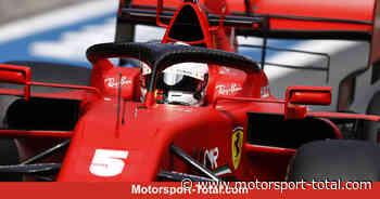 Logos von Ferrari-Sponsoren in Spielberg nicht mehr am Auto - Motorsport-Total.com