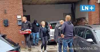 Reiferstraße in Lübeck: Polizei stoppt Auto und durchsucht Wohnung - Lübecker Nachrichten