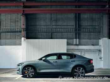 E-Auto: Volvo macht mit Premium-Modell Tesla Konkurrenz - Business Insider Deutschland