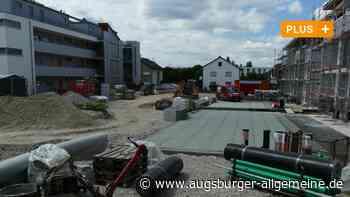 Stadtentwicklung: In Bobingen sind 36 neue Wohnungen geplant - Augsburger Allgemeine