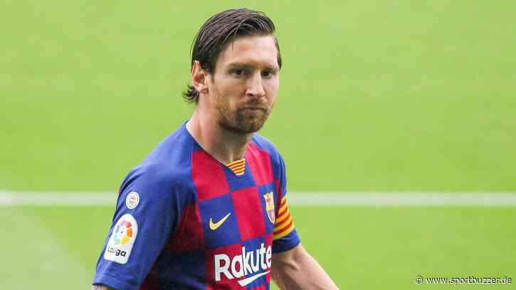 Bericht: Superstar Lionel Messi will FC Barcelona im Sommer 2021 verlassen - Sportbuzzer