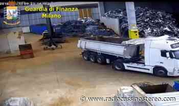 Ciociaria – Inchiesta DDA di Milano su un traffico internazionale di rifiuti. Di origini ciociare uno dei 39 indagati, arrestato a Castro dei Volsci - RadioCassinoStereo