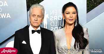 How Catherine Zeta-Jones and Michael Douglas Met and Started Dating Prior to Their Marriage - AmoMama