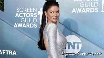 Catherine Zeta-Jones Just Shared Rare Glimpse Into Family Life With Michael Douglas & Their Kids - SheKnows