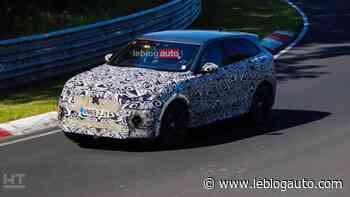 Photos espions : le Jaguar F-Pace 2021 au Nürburgring - Le Blog Auto