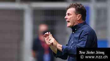 Hamburger SV und Trainer Dieter Hecking beenden Zusammenarbeit