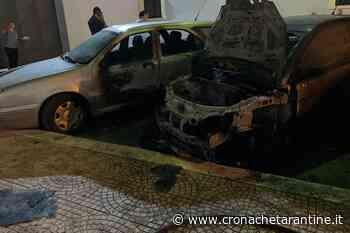 A fuoco alcune auto in via Monfalcone - Cronache Tarantine