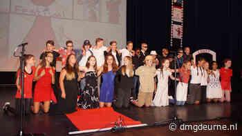Foto's eindejaarsmusical groep acht Heiakkerschool – Deurne Media Groep - DMG Deurne