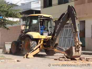 Bairros de Coronel Fabriciano terão pacote de obras de drenagem - Jornal Diário do Aço