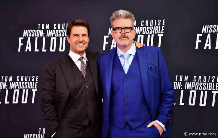 "Director Christopher McQuarrie says new film will see Tom Cruise playing ""a very un-Tom character"""