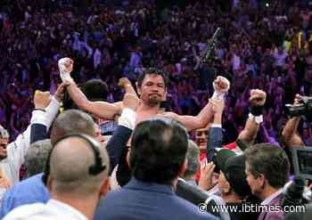 Boxing Rumors: Manny Pacquiao Targeted By Former Multiple Division World Champion - International Business Times