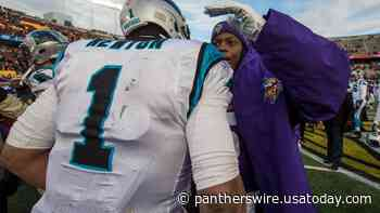 Teddy Bridgewater favored to throw more touchdown passes than Cam Newton - Panthers Wire