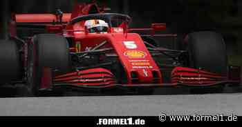 F1-Auftakt: Ferrari-Fahrer Vettel im Qualifying nicht in Top 10