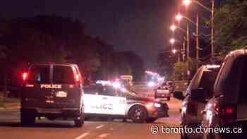 Suspect in Scarborough shooting remains outstanding after brief chase