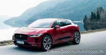 Jaguar i-Pace : flotte de taxis à charger sans fil - Moniteur Automobile - Moniteur Automobile