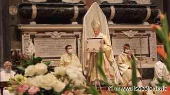Chiavari, la messa per le festività patronali è stata officiata dal cardinale Bagnasco - Il Secolo XIX