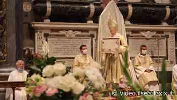 Il cardinale Angelo Bagnasco a Chiavari per celebrare la messa in occasione delle feste patronali - Il Secolo XIX