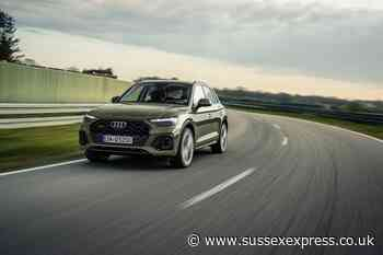 Facelifted Audi Q5 joins the hybrid charge - Sussex Express