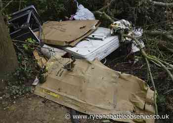 Fly-tipping increased during lockdown across parts of East Sussex - Rye and Battle Observer