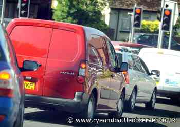 Traffic delays across parts of Sussex – all you need to know - Rye and Battle Observer