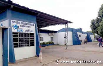 Hospital Regional de Alta Floresta e Peixoto de Azevedo receberão mais 20 leitos de UTI - Só Notícias
