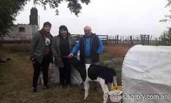 """El sostén del """"Cambio Rural"""" para el tambo - Agrofy News"""