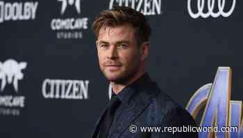 Chris Hemsworth says script of Hulk Hogan biopic is deep in development - Republic World - Republic World