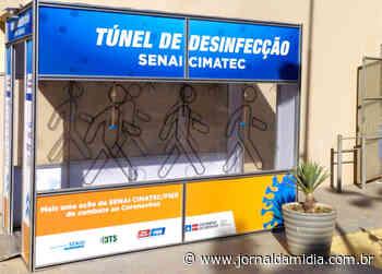 Hospital Regional de Juazeiro passa a contar com Túnel de Desinfecção - Jornal da Mídia