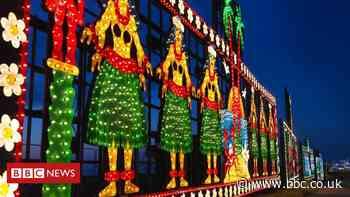 Blackpool Illuminations to celebrate 50 'Corona Heroes'