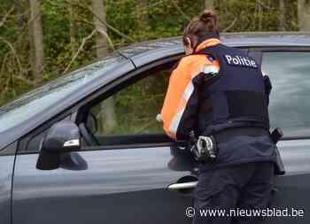 Opvallend veel bestuurders zonder gordel om - Het Nieuwsblad