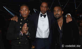 the best collaborations of Jay-Z - Code List