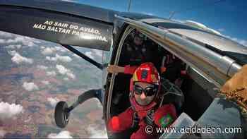 Salto de Paraquedas em Piracicaba - ON Adventure - ACidade ON - ACidade ON