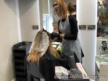 Major changes as Walsall salon prepares to reopen - expressandstar.com