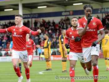 Elijah Adebayo 'absolutely delighted' with Walsall contract extension - expressandstar.com