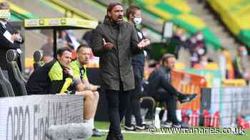 Daniel Farke: It was a missed opportunity