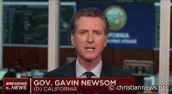 California Bans Singing in Church Over Coronavirus Spread