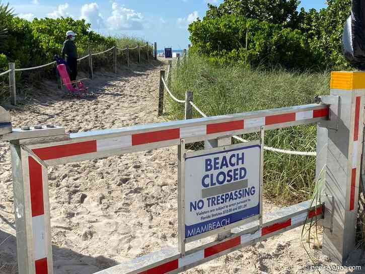 Florida sees coronavirus cases spike to new daily record
