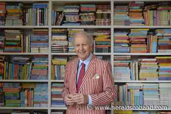 Books: Alexander McCall Smith on reading in a time of quiet - HeraldScotland
