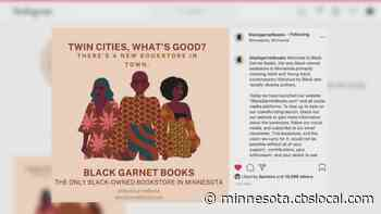 Black Garnet Books To Be First Black-Owned Bookstore In The Twin Cities - WCCO | CBS Minnesota