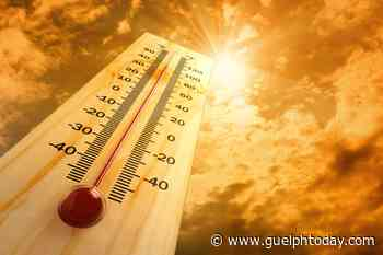 Heat warning remains in effect for Guelph and area - GuelphToday