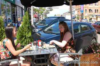 Charlottetown council passes temporary bylaw to allow for more outdoor patios - The Journal Pioneer