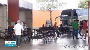 Concessões dos terminais rodoviários de Palmas e Gurupi são renovadas - G1
