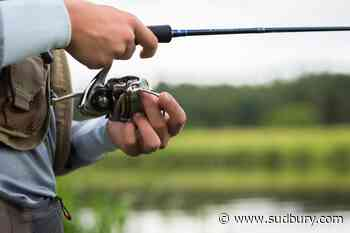 Two weeks of licence-free fishing starts today