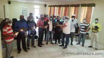 Alcaldía de Dajabón entrega mascarillas y kits de higienización a Alcaldes Pedáneos - El Masacre