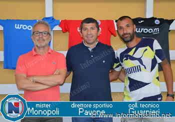 New Team Putignano: sara' Mister Massimo Monopoli a guidare la panchina rossoblu - Putignano Informatissimo